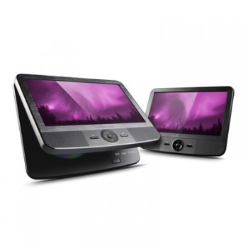 "DVD Portatil Energy DV9 Dual 9"" DVD/Divx Slim"