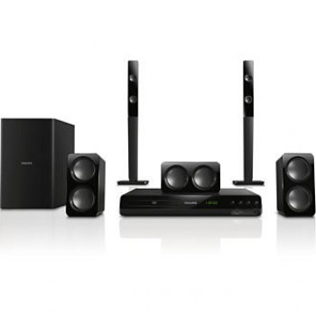 Home Cinema Philips HTD3540/12 5.1 HDMI