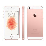 Apple iPhone SE 32GB, GOLD, ROSE GOLD