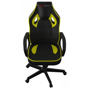 Silla Mars Gaming MGC0 Negro/Amarillo (MGC0BY)
