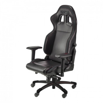 Silla SPARCO Gaming Grip. Negro (00976NR)