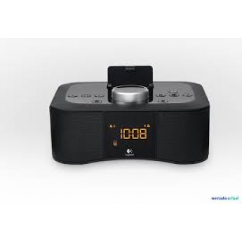 Altavoces LOGITECH S400i iPhone/iPod Clock (980-000614)