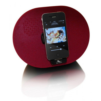 Altavoces Ipod - Iphone docking.