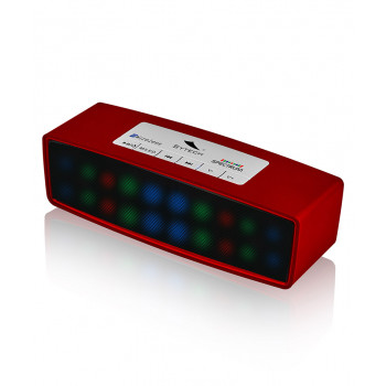Altavoz estereo Bluetooth con LED Spectrum