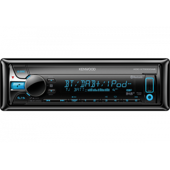 CD-Receiver with DAB+ tuner & Bluetooth Built-in