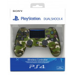 Sony Playstation 4 PS4 Dualshock 4 color verde militar