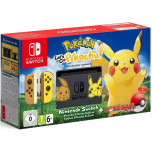 Consola Nintendo Switch + Pokemon let´s go Pikachu + Pokeball plus