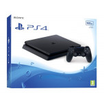 Consola Playstation 4 PS4 500 Gb + Videojuego Marvel´s Spiderman