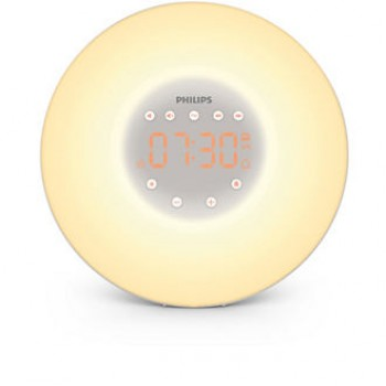 Despertadeor de Luz Wake-Up Light Philips HF3505/01