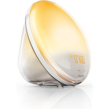 Despertadeor de Luz Wake-Up Light Philips HF3520/01