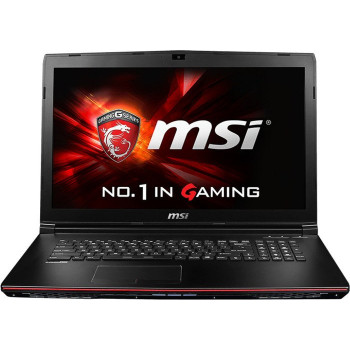 "MSI GP62 7RE-281XES i7-7700HQ 8Gb 1Tb+SSD 15.6"" SinSO"