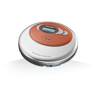 CD PORTATIL CON MP3 GRUNDIG