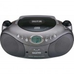 Radio CD, MP3 Sanyo