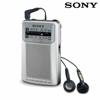 Radio Bolsillo AM/FM SONY