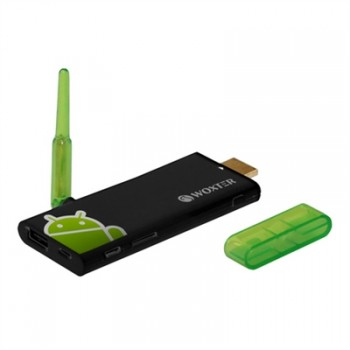 Android TV WOXTER TV Stick 300 HDMI Wifi/MsD