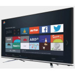 "Televisor HAIER 32"" HD ready Smart TV Wifi Silver LED TV LE32K5000T"