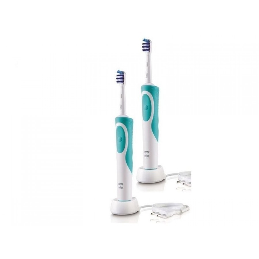 cepillo oral b duo vitality trizone. Black Bedroom Furniture Sets. Home Design Ideas