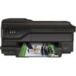 Impresora HP Officejet 7612 A3 ADF Wifi USB Red
