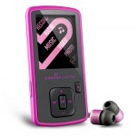 MP4 Energy Slim 3 Rosa 4GB FM Micro SD