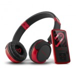 MP4 Energy DJ 2 4GB Ruby Rojo