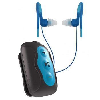 Reproductor MP3 sumergible al agua IPX8 - Ideal para nadar